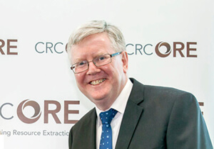 New CEO takes the reins at CRC ORE