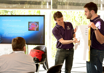 Bright minds tackle big issues in ore extraction at QUT student hackathon